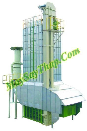 Máy sấy tháp 20 tấn nhập khẩu từ Hàn Quốc